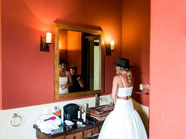 Alex and Nat's Wedding in Playa del Carmen, Mexico 5