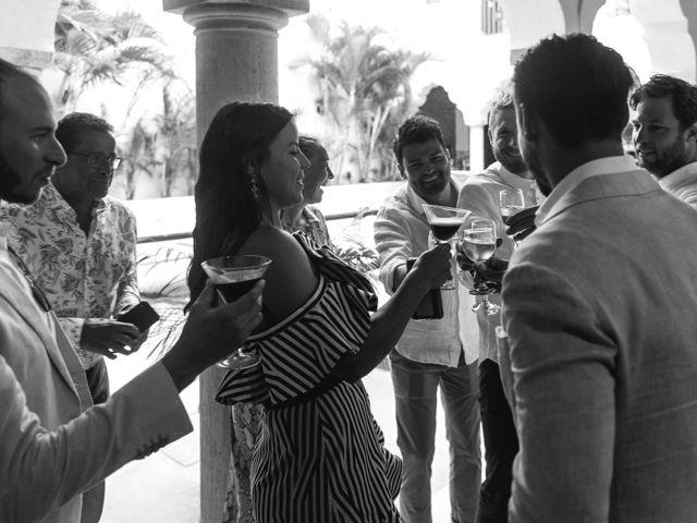Alex and Nat's Wedding in Playa del Carmen, Mexico 15