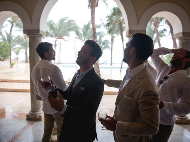 Alex and Nat's Wedding in Playa del Carmen, Mexico 16