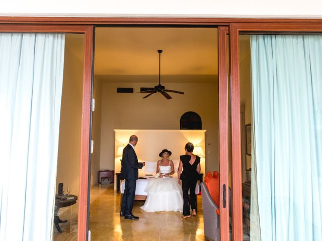 Alex and Nat's Wedding in Playa del Carmen, Mexico 30