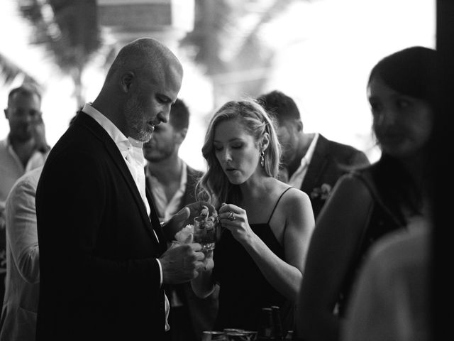 Alex and Nat's Wedding in Playa del Carmen, Mexico 46