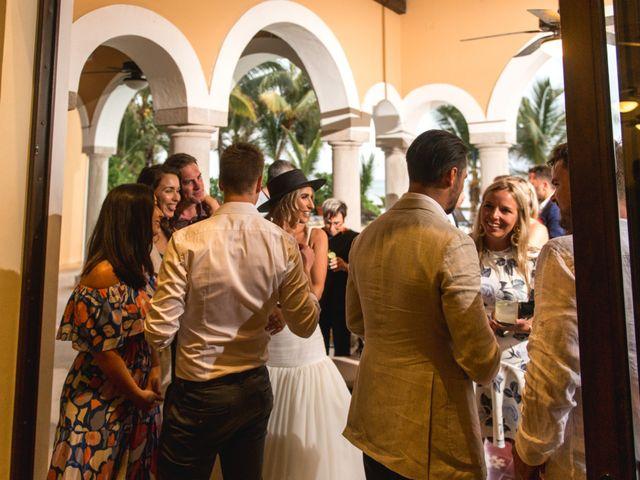 Alex and Nat's Wedding in Playa del Carmen, Mexico 47