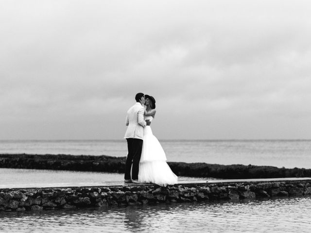 Alex and Nat's Wedding in Playa del Carmen, Mexico 52