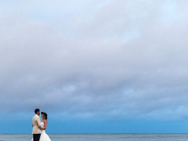 Alex and Nat's Wedding in Playa del Carmen, Mexico 53