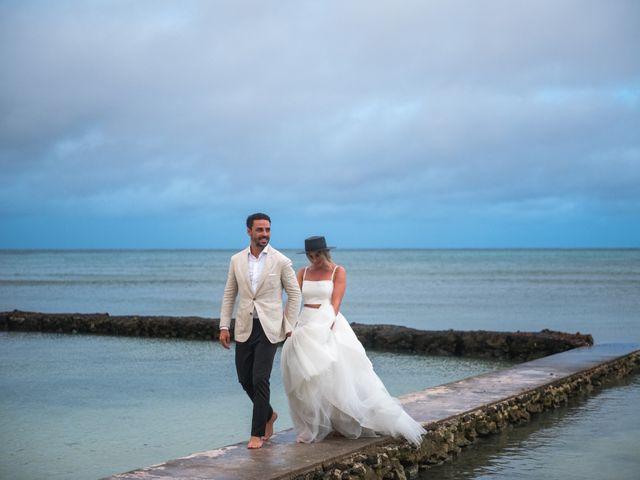 Alex and Nat's Wedding in Playa del Carmen, Mexico 55