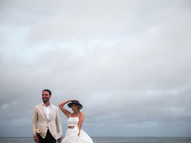 Alex and Nat's Wedding in Playa del Carmen, Mexico 57