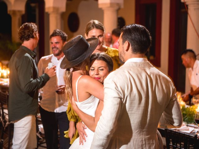 Alex and Nat's Wedding in Playa del Carmen, Mexico 67