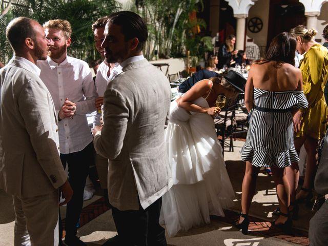 Alex and Nat's Wedding in Playa del Carmen, Mexico 68