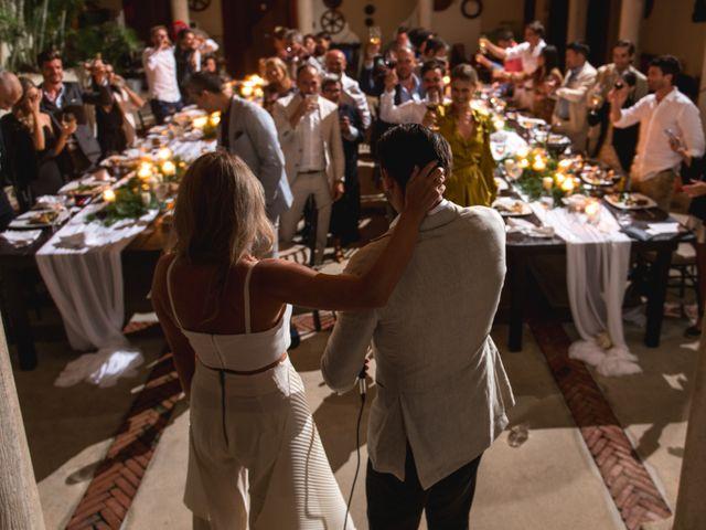 Alex and Nat's Wedding in Playa del Carmen, Mexico 72