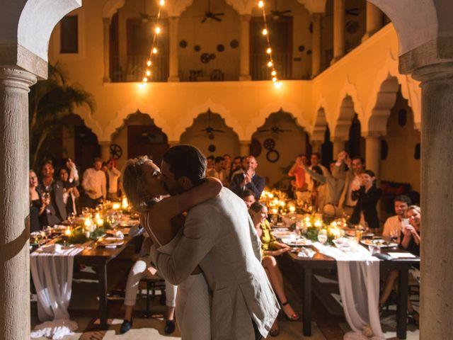 Alex and Nat's Wedding in Playa del Carmen, Mexico 79
