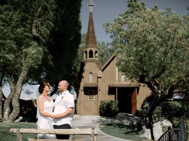 Garrett's and Riley's Wedding in Las Vegas, Nevada 18