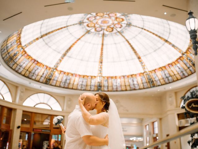 Garrett's and Riley's Wedding in Las Vegas, Nevada 26