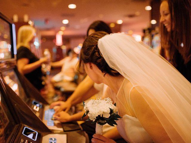 Garrett's and Riley's Wedding in Las Vegas, Nevada 27