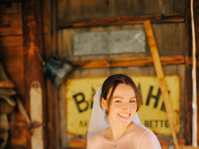 Garrett's and Riley's Wedding in Las Vegas, Nevada 43