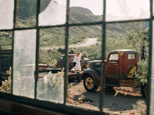 Garrett's and Riley's Wedding in Las Vegas, Nevada 45