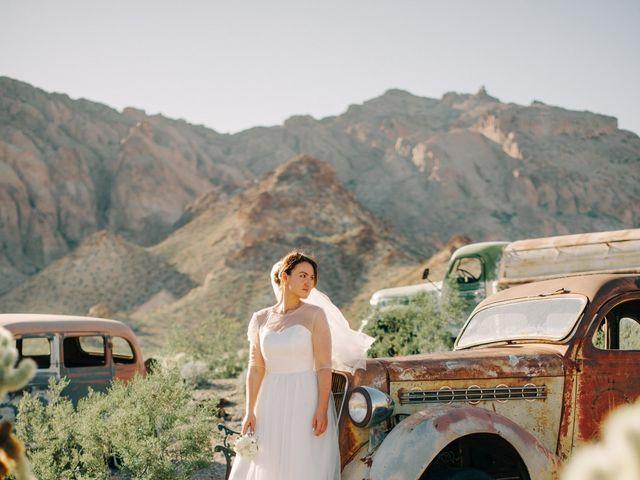 Garrett's and Riley's Wedding in Las Vegas, Nevada 47