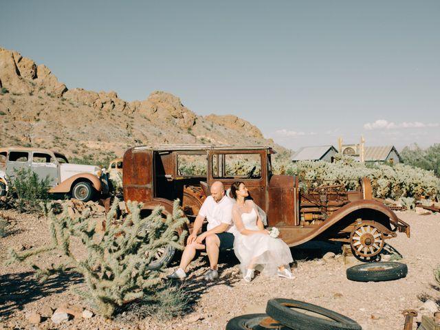 Garrett's and Riley's Wedding in Las Vegas, Nevada 48
