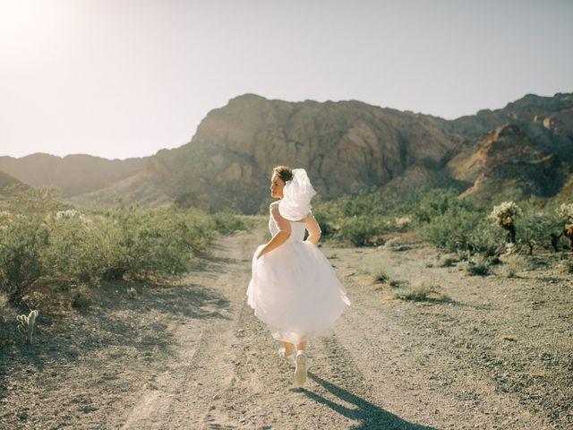 Garrett's and Riley's Wedding in Las Vegas, Nevada 49