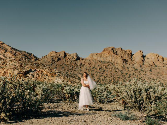 Garrett's and Riley's Wedding in Las Vegas, Nevada 50