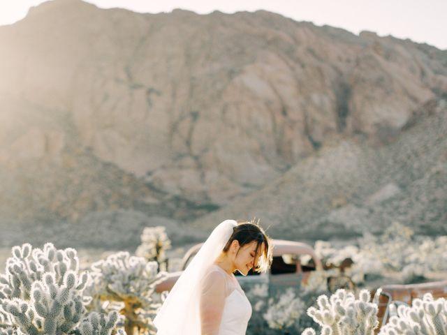 Garrett's and Riley's Wedding in Las Vegas, Nevada 61