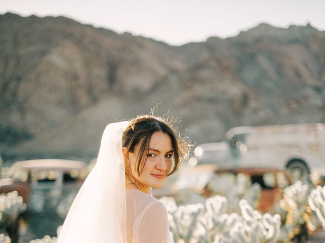 Garrett's and Riley's Wedding in Las Vegas, Nevada 62