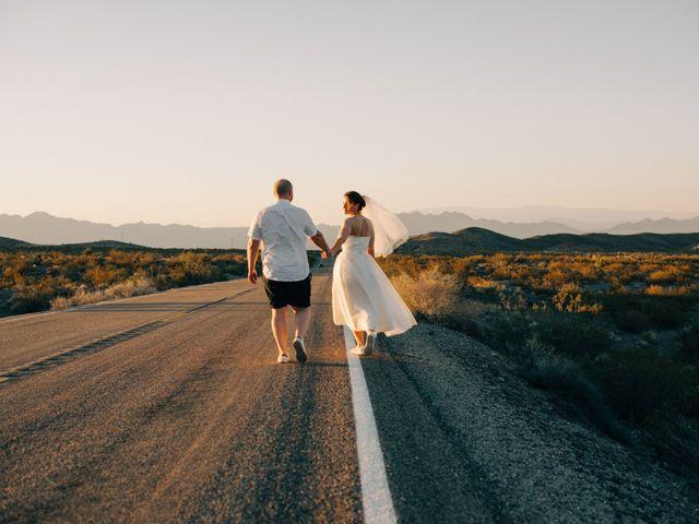 Garrett's and Riley's Wedding in Las Vegas, Nevada 66
