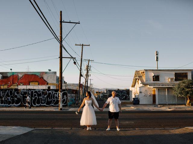 Garrett's and Riley's Wedding in Las Vegas, Nevada 70