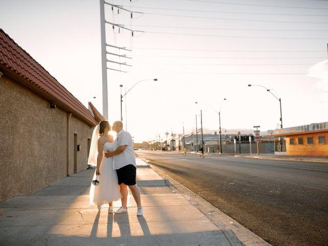 Garrett's and Riley's Wedding in Las Vegas, Nevada 71