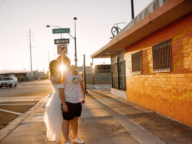 Garrett's and Riley's Wedding in Las Vegas, Nevada 74
