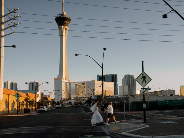 Garrett's and Riley's Wedding in Las Vegas, Nevada 75