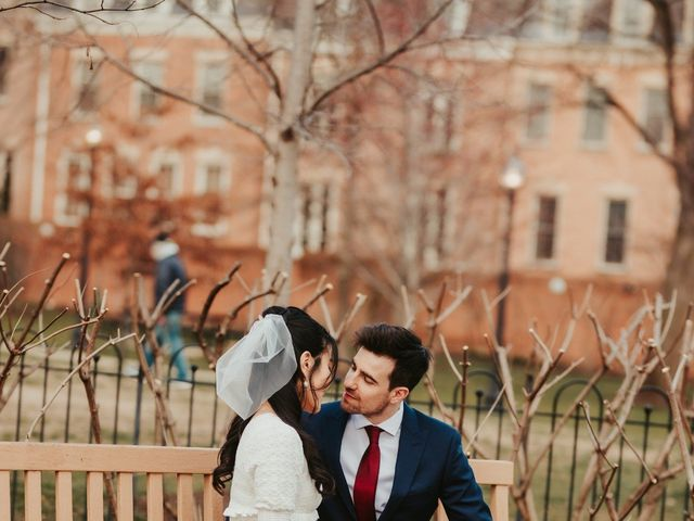 Raphael and Minnie's Wedding in Washington, District of Columbia 5