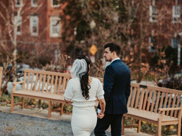 Raphael and Minnie's Wedding in Washington, District of Columbia 6