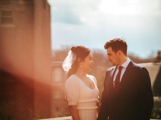 Raphael and Minnie's Wedding in Washington, District of Columbia 30