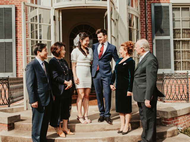 Raphael and Minnie's Wedding in Washington, District of Columbia 72