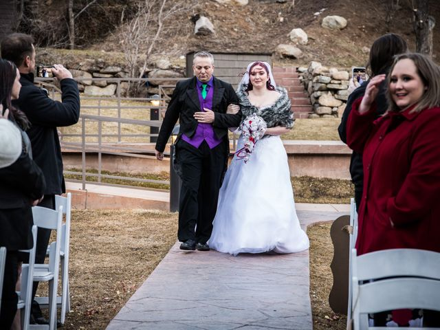 Nate and Sydney's Wedding in Boulder, Colorado 10