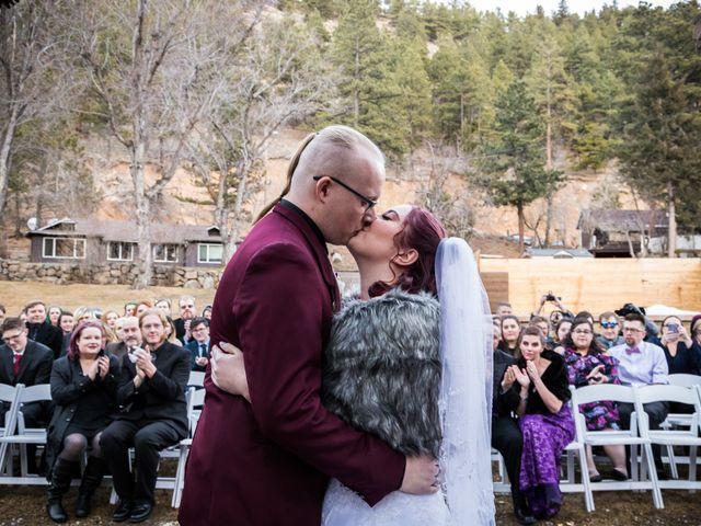 Nate and Sydney's Wedding in Boulder, Colorado 1
