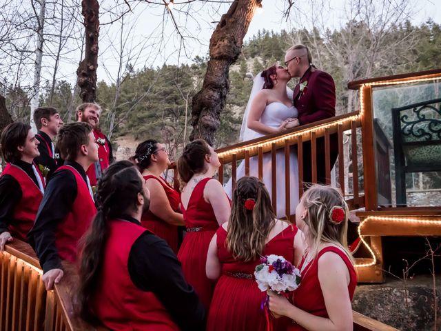 Nate and Sydney's Wedding in Boulder, Colorado 2