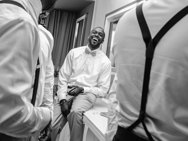 Mercedes and Alex's Wedding in Gros Islet, St. Lucia 8