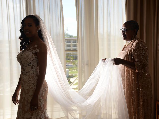 Mercedes and Alex's Wedding in Gros Islet, St. Lucia 14