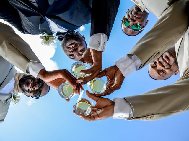 Mercedes and Alex's Wedding in Gros Islet, St. Lucia 15