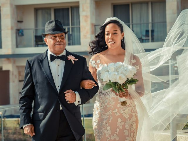 Mercedes and Alex's Wedding in Gros Islet, St. Lucia 16