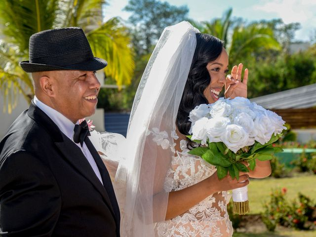 Mercedes and Alex's Wedding in Gros Islet, St. Lucia 17