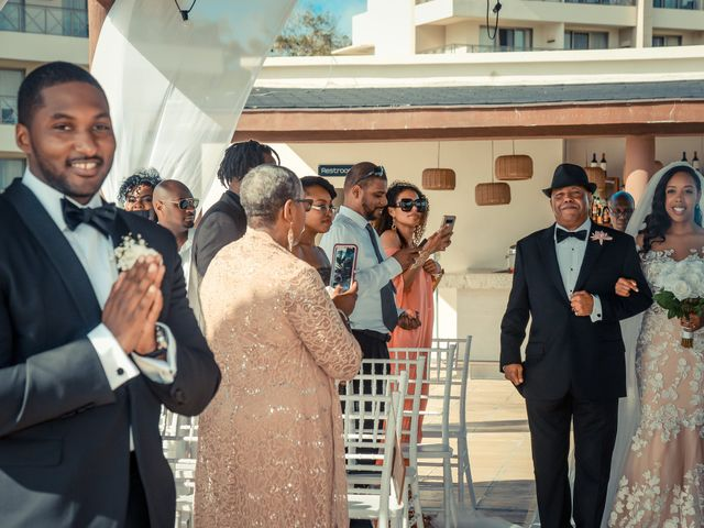 Mercedes and Alex's Wedding in Gros Islet, St. Lucia 19