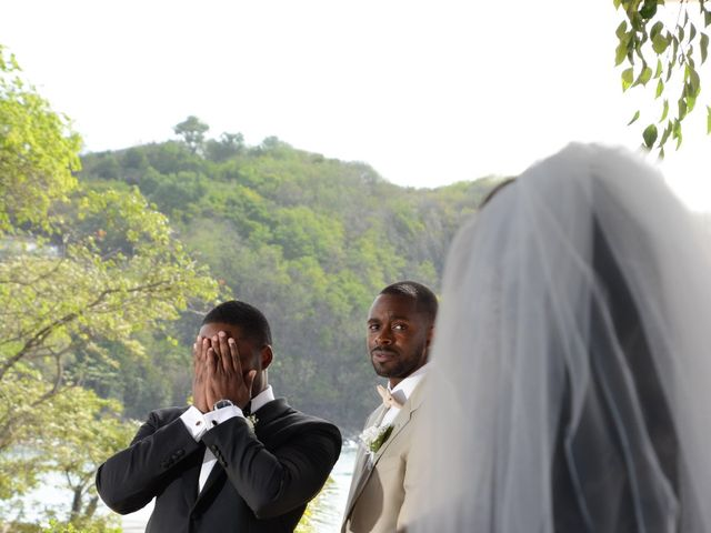 Mercedes and Alex's Wedding in Gros Islet, St. Lucia 20