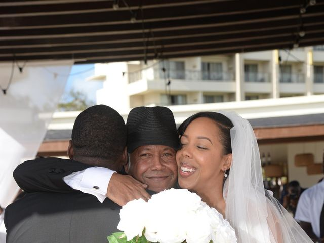Mercedes and Alex's Wedding in Gros Islet, St. Lucia 21