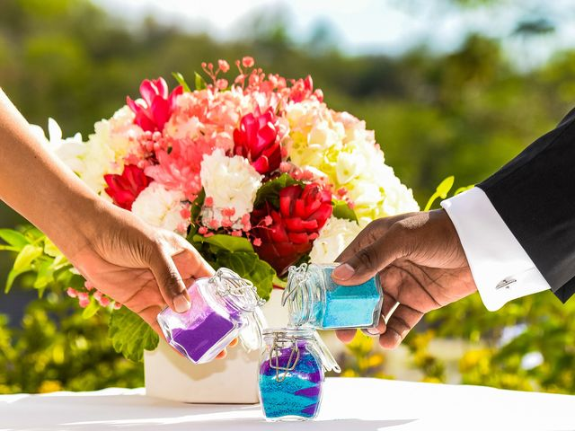 Mercedes and Alex's Wedding in Gros Islet, St. Lucia 24