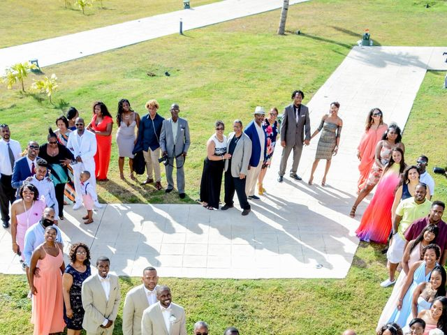 Mercedes and Alex's Wedding in Gros Islet, St. Lucia 26