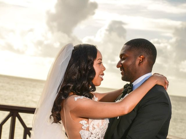 Mercedes and Alex's Wedding in Gros Islet, St. Lucia 28