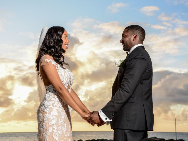Mercedes and Alex's Wedding in Gros Islet, St. Lucia 29
