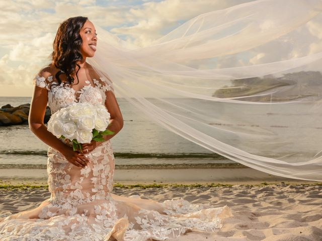 Mercedes and Alex's Wedding in Gros Islet, St. Lucia 30
